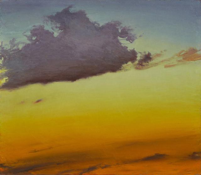 "Sunset II    38 x 44"""