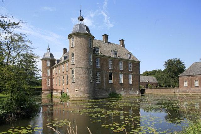 doetinchem - kasteel slangenburg