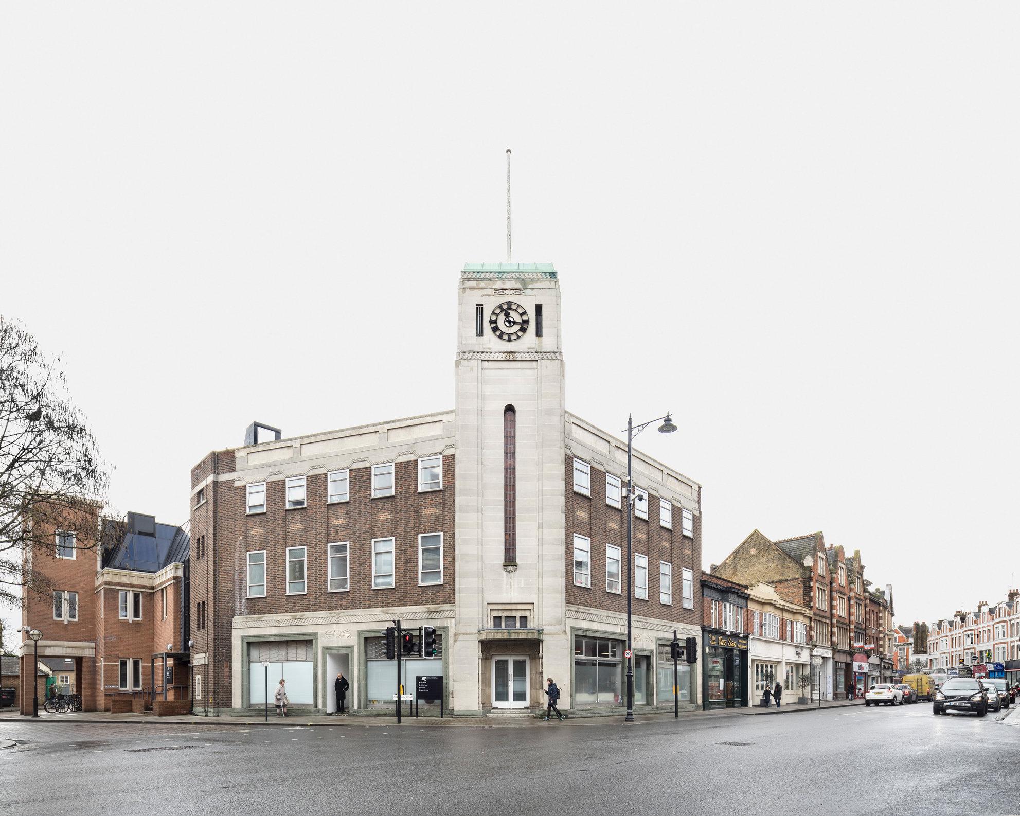Council Buildings Twickenham