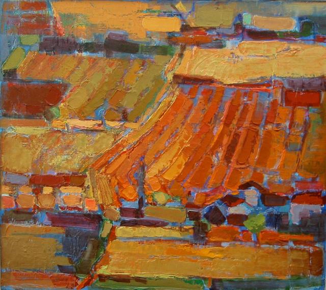 'The vineyards'