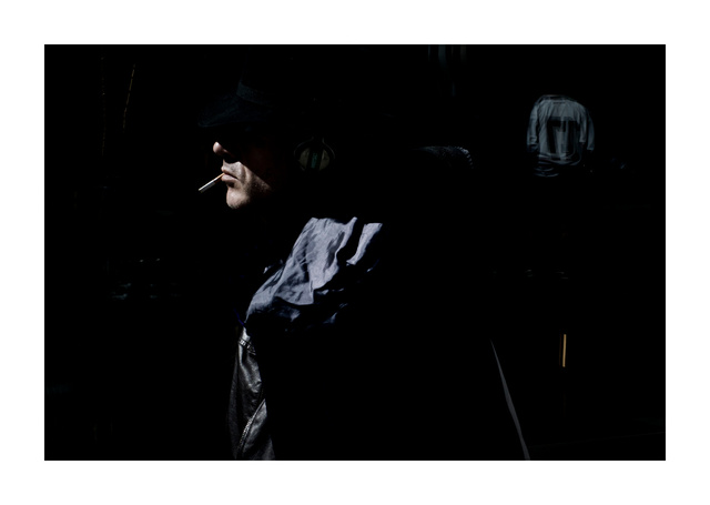 Kesler & A Smoke
