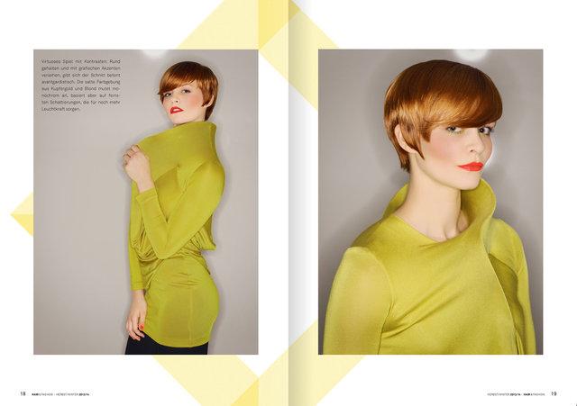 Hair and Fashion Magazin AW 13