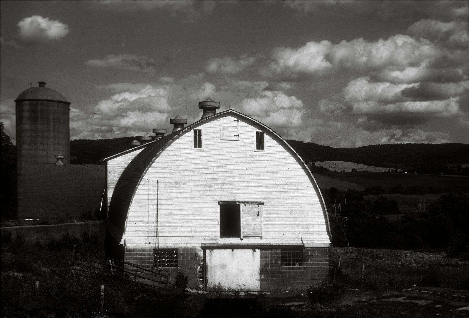 Barn, New York State