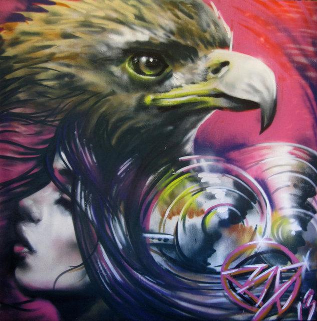 Canvas Aerosol