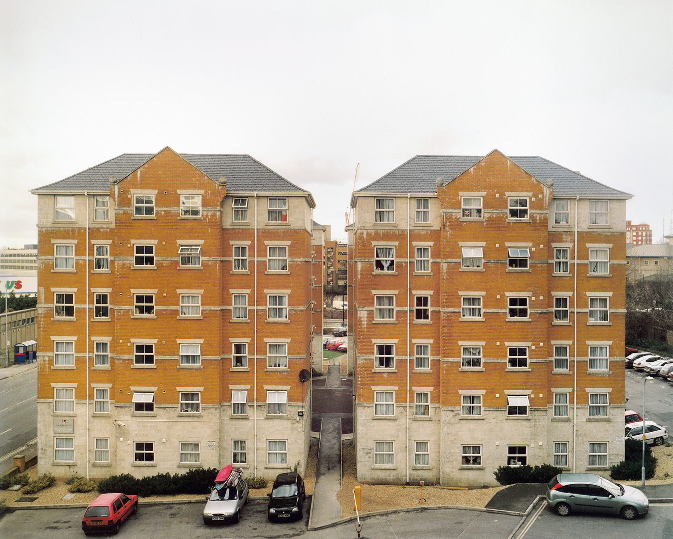 Student hostel, Southampton