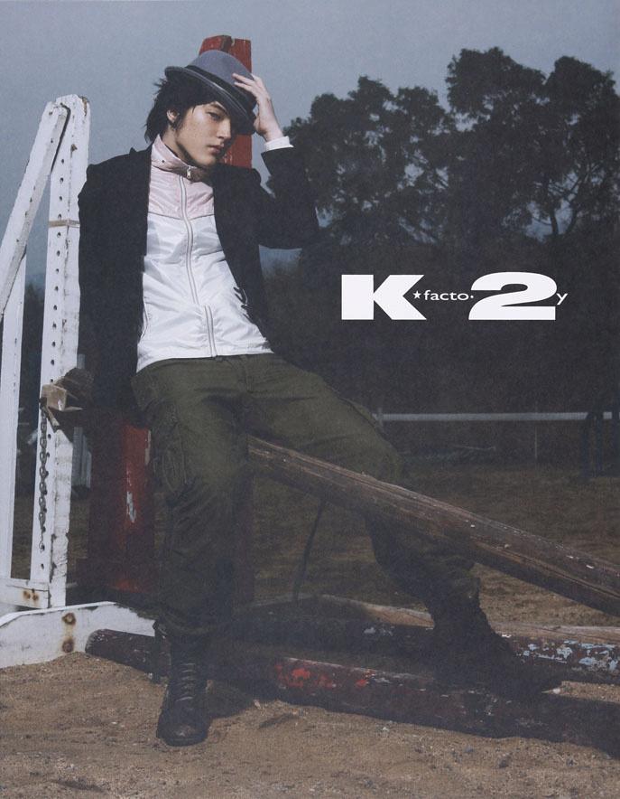 K2 08 F/W