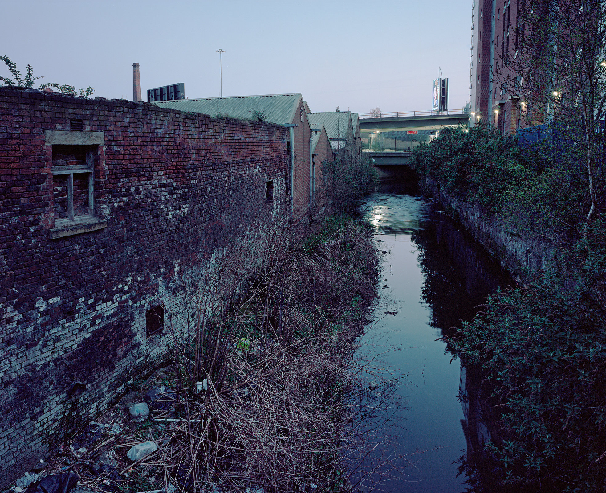 River Medlock, Manchester