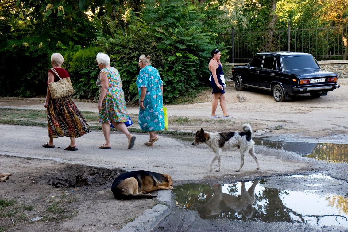 Oekraien openbaar vervoer, tante, strand_0463-2.jpg
