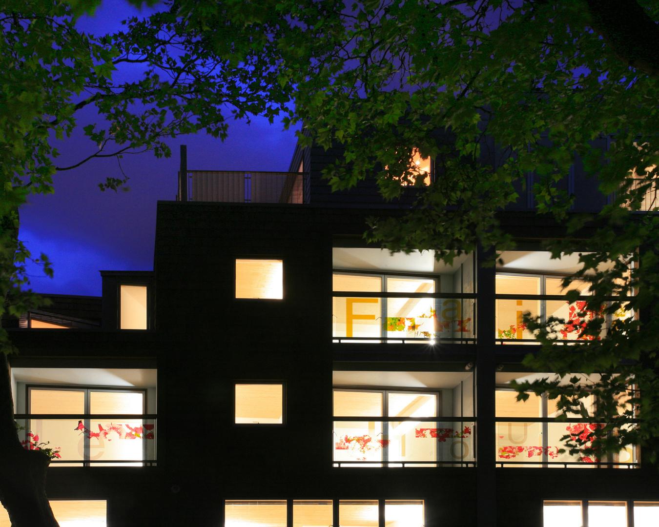Fairmule House, London. Quay2C Architects