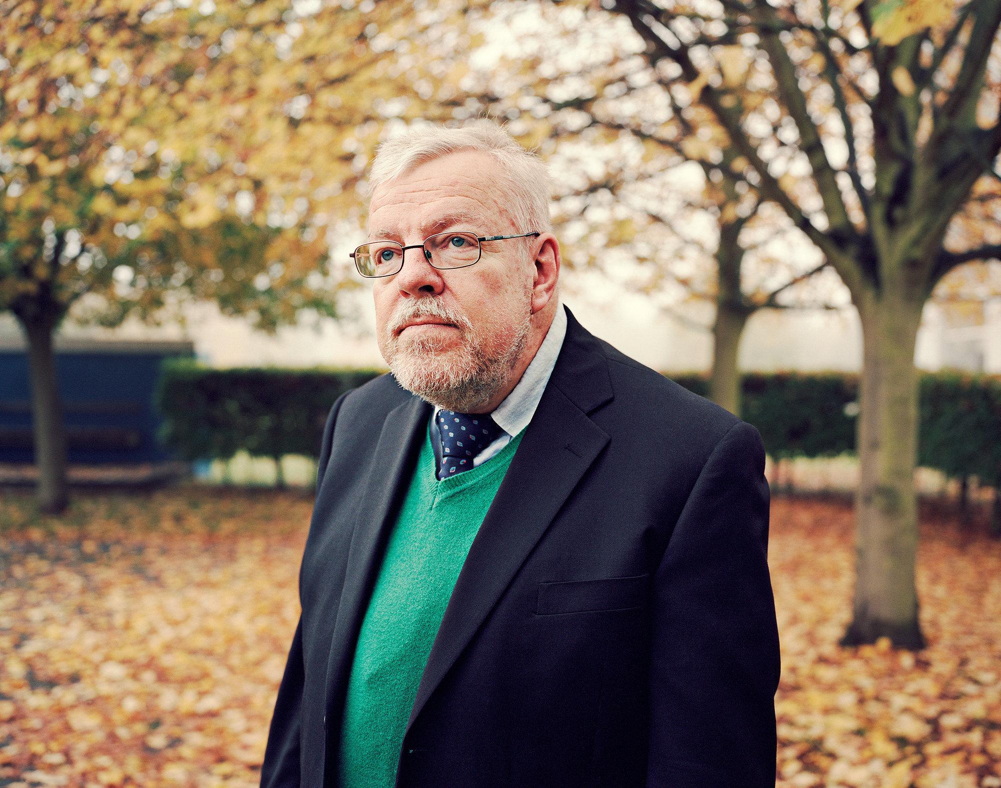 Prof. Olle Johansson