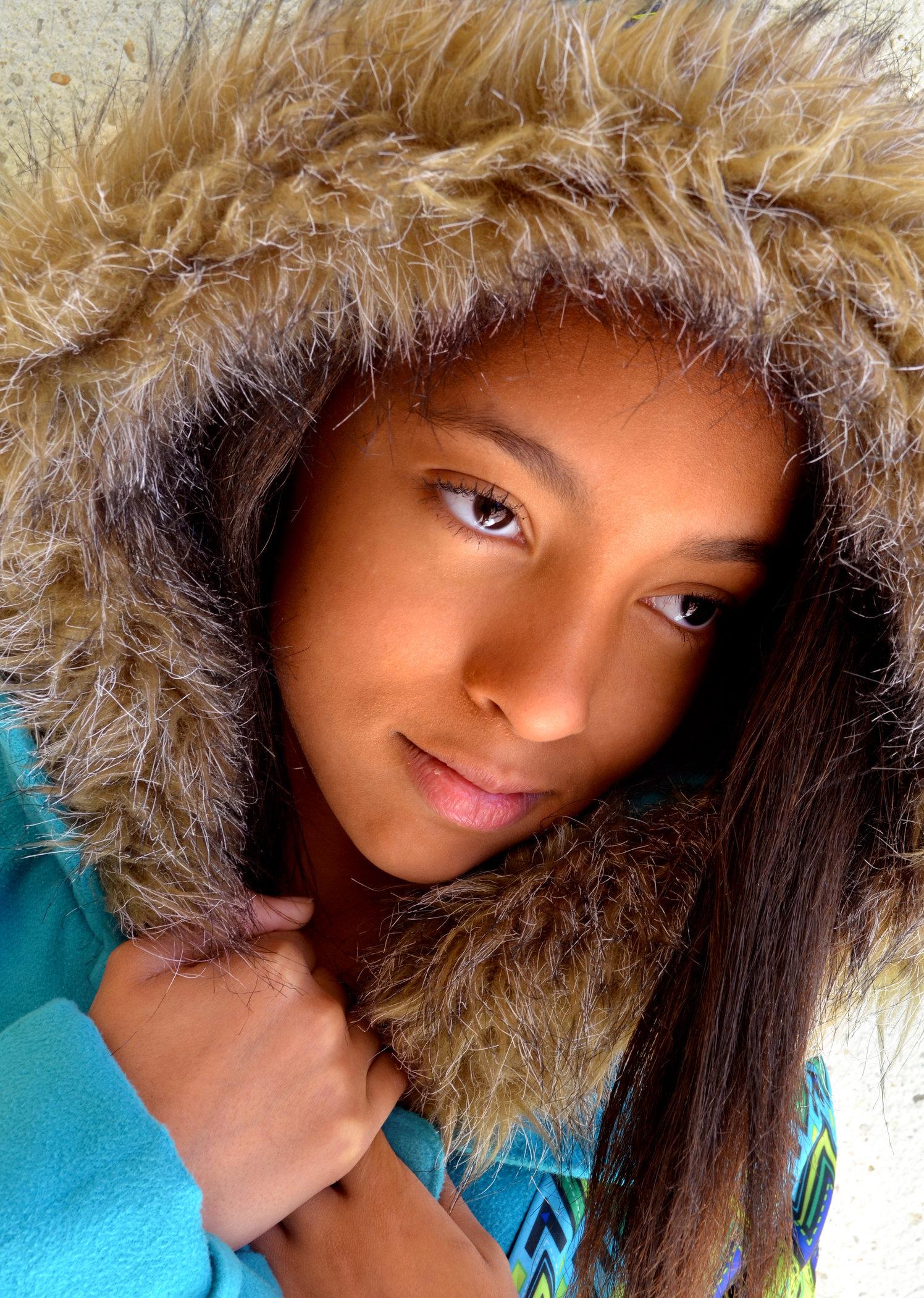 ARIANA RICHARDSON  She was Little Miss Black NC USA 2009.