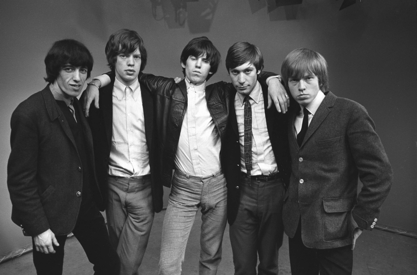 The Stones Studio Shot #1, London, 1964