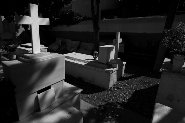 Graves in Patmos 1