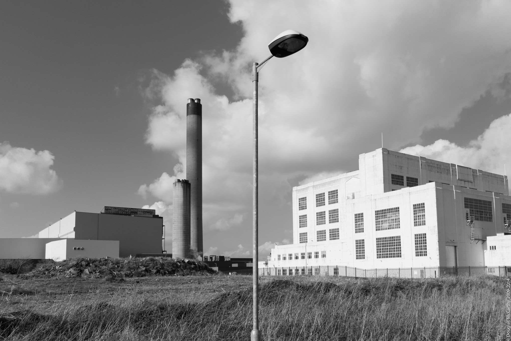 Littlebrook Power Stations 'D' & 'B', 2014