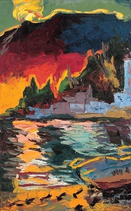 Nikolaï KOUZMINE - Voyages en France et en Russie