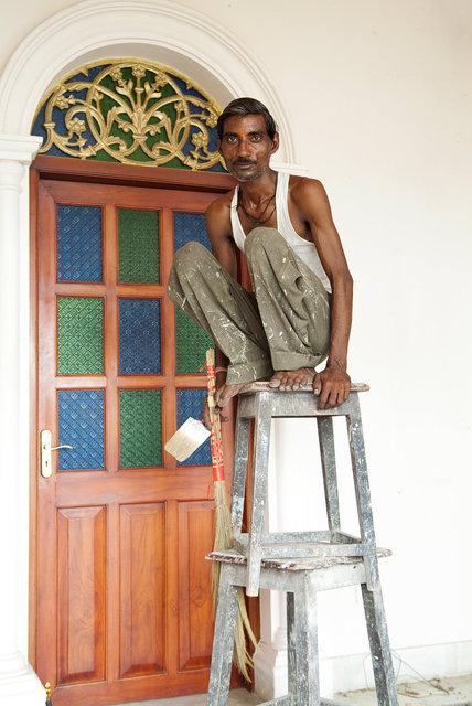 Varanasi Painter
