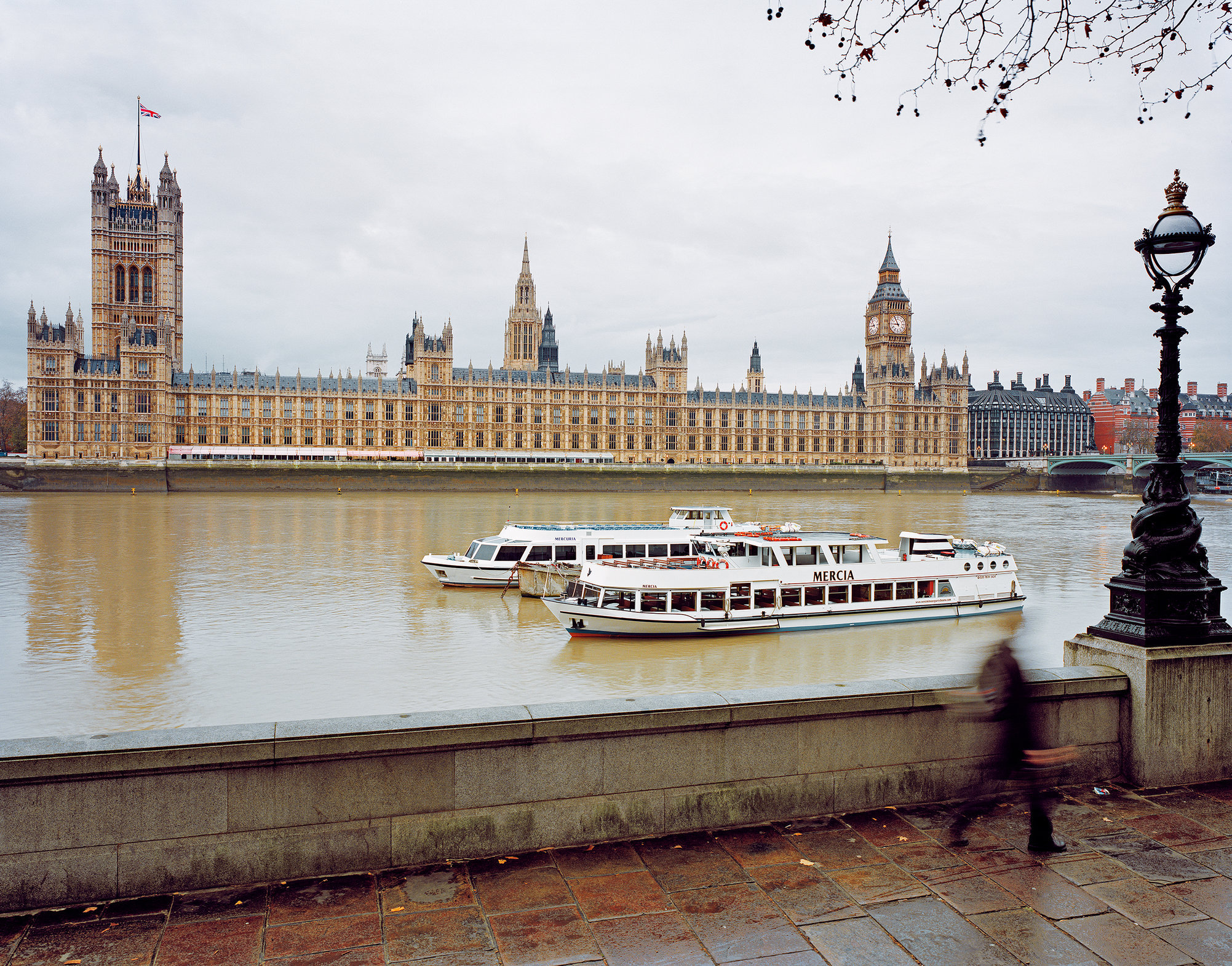 The Houses of Parliament, Westminster