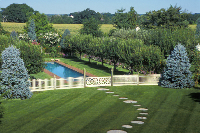Landscape & garden by John T. Barham