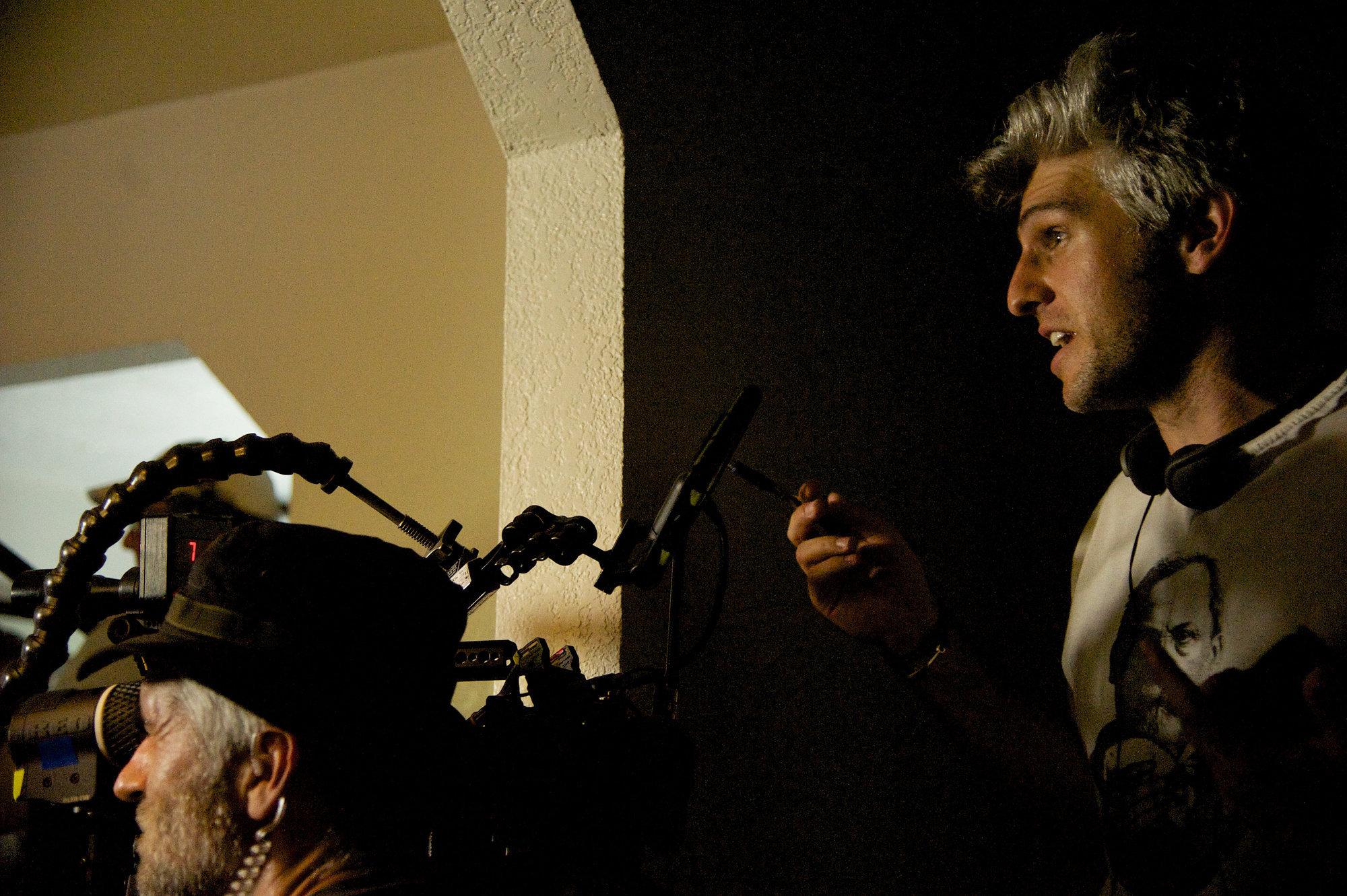Director Max Joseph