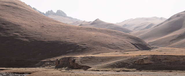 Geodyssey | Series of 6 panoramic images | 2014