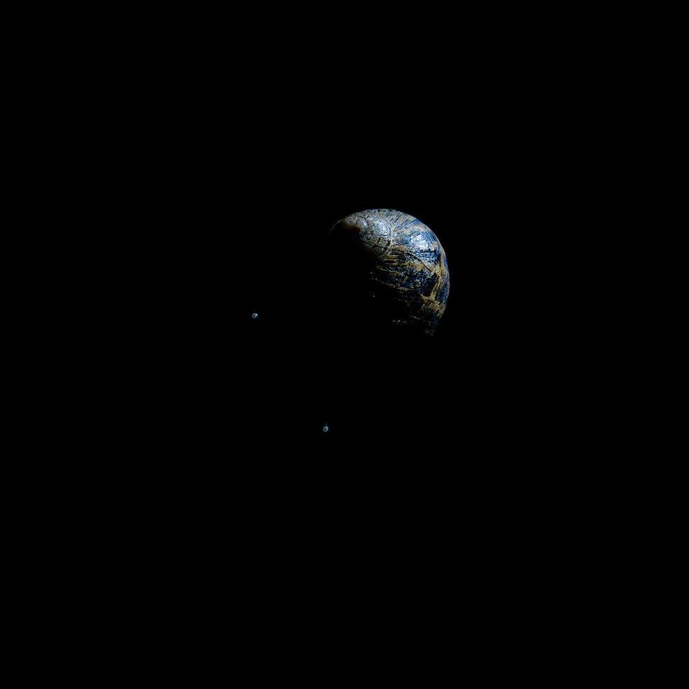 Jupiter and moons