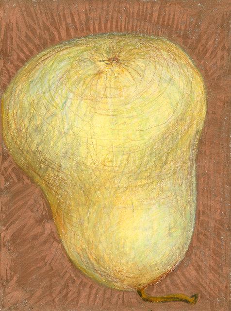Upside Down Pear