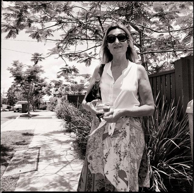 MARIE CARROLL, PADDINGTON,BRISBANE,AUSTRALIA