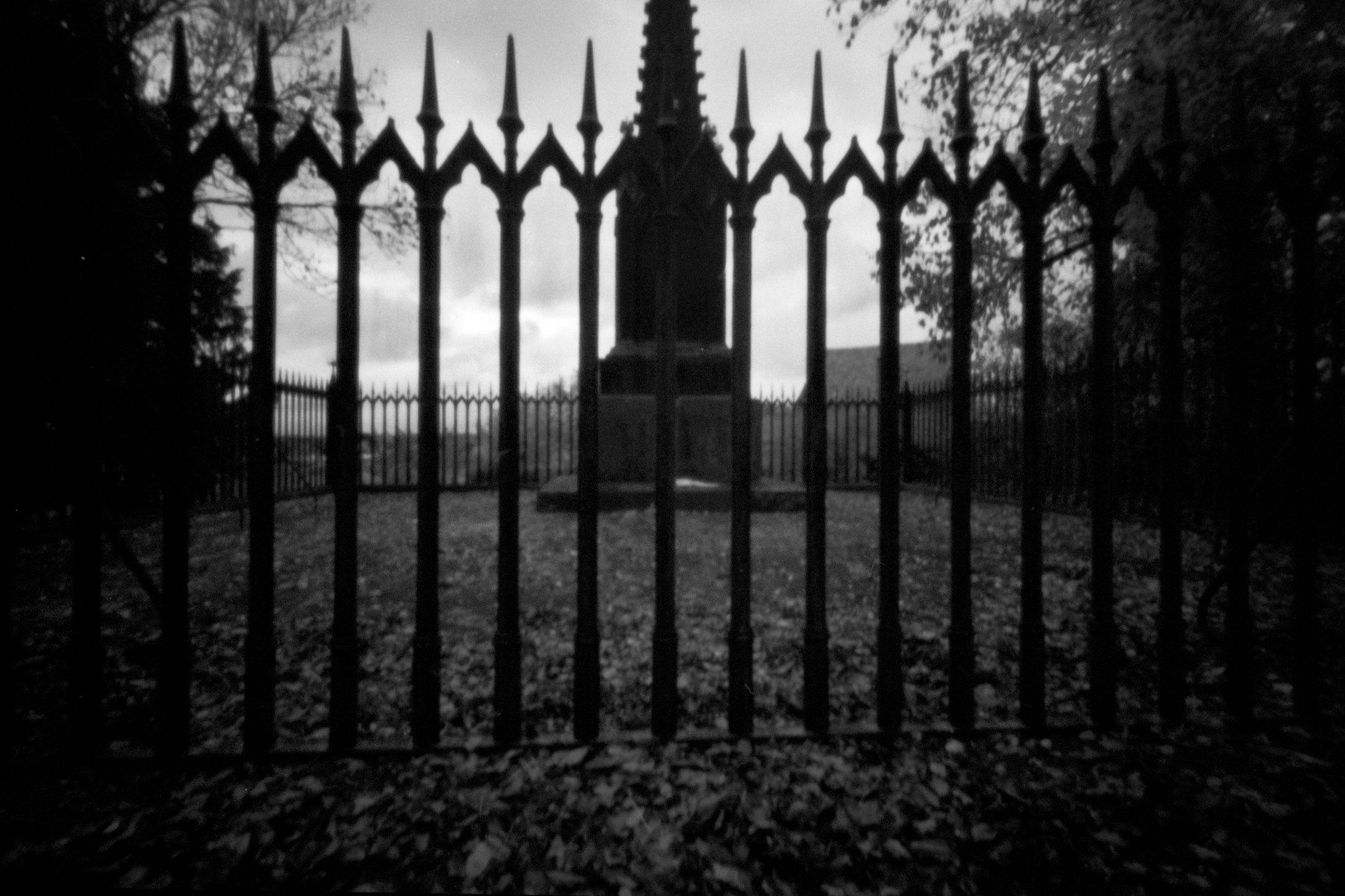 Plancenoit, Prussian monument