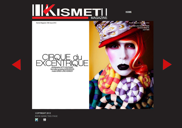 Kismet Magazine UK 18th issue 2012