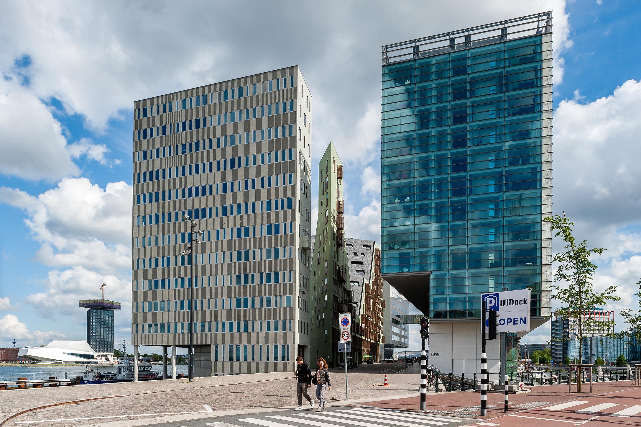 IJDock, Amsterdam i.o.v. Ekosiet