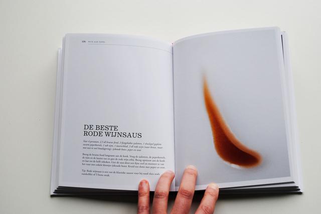 WIJN - boek / ontwerp