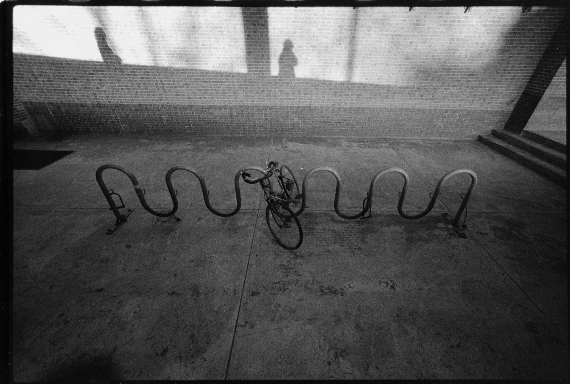 Bike Rack, Jamaica Plain, MA