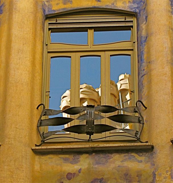 Reflecting on Gaudi