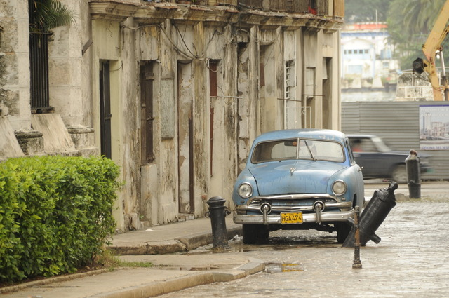 Blue Ford, Havana