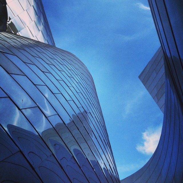 WALT DISNEY CONCERT HALL - BLUE 11
