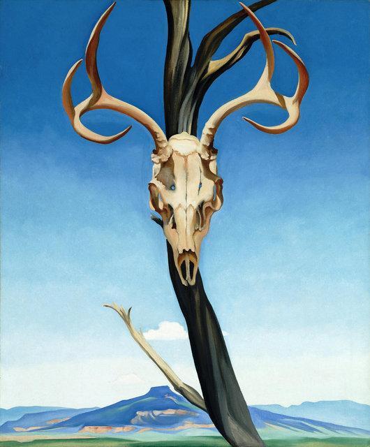 Georgia O'Keeffe 1887 – 1986