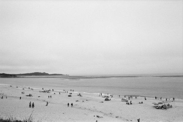 Beach - Carmel, CA 2013