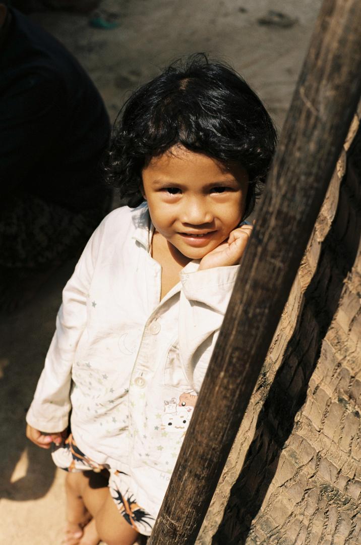 Siem Reap, Cambodia. 2010.