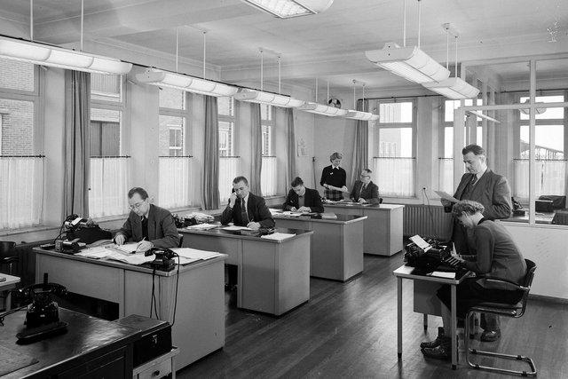fotografie anno 1950