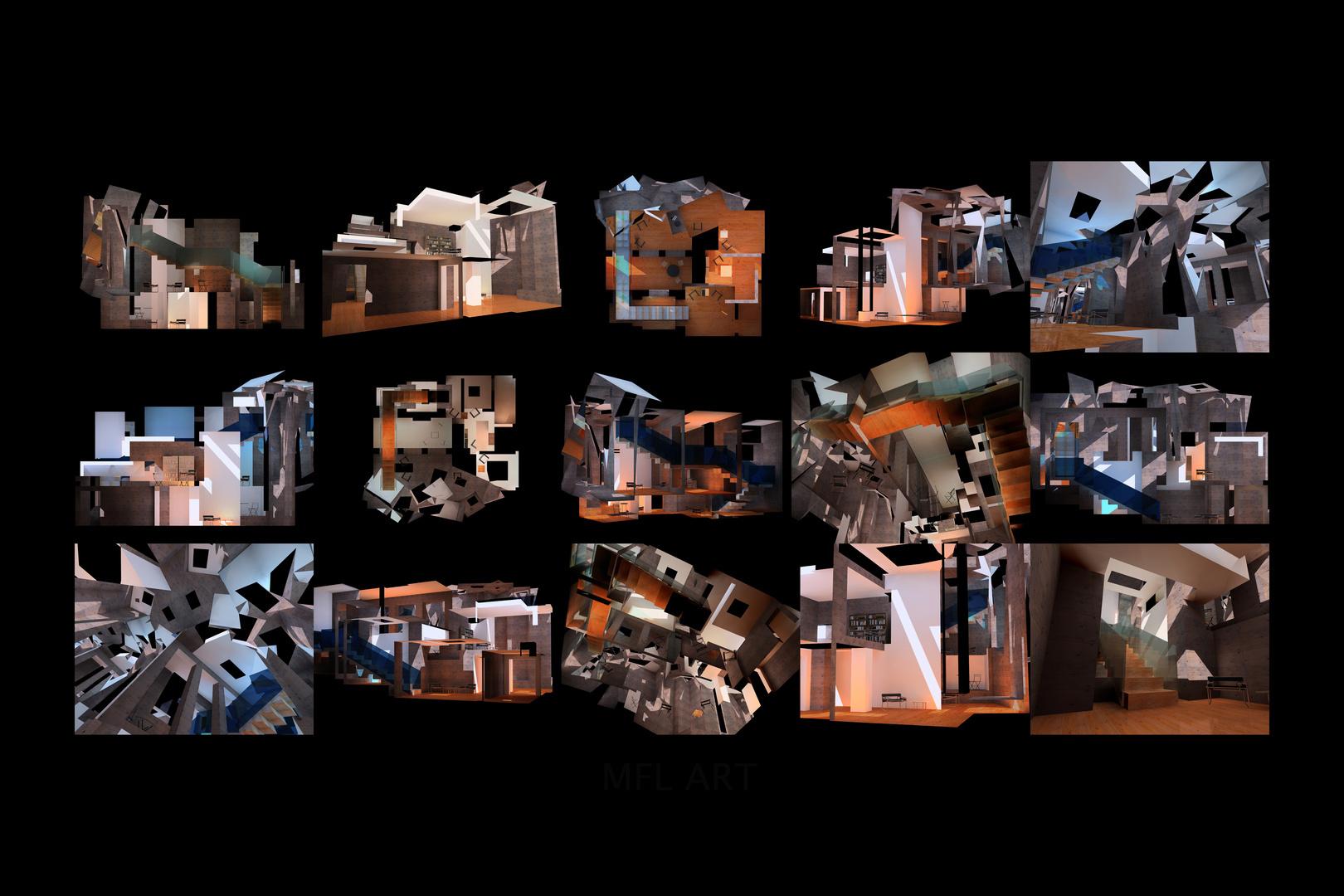 MFLART Experimental Model