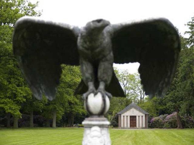 doorn - mausoleum wilhelm