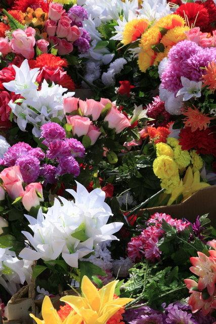 nep bloemen