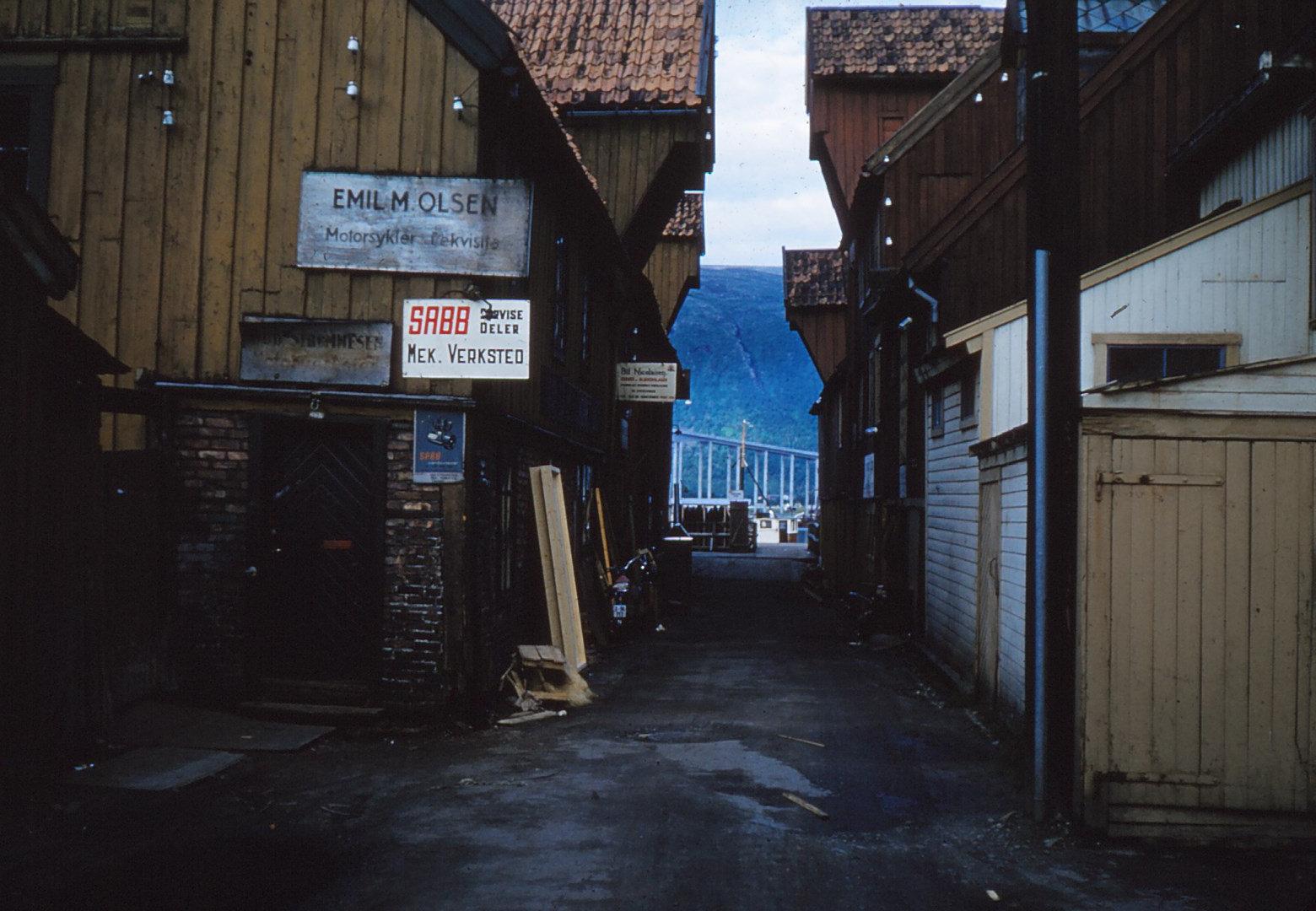 871 (20) Tromsø steeg A