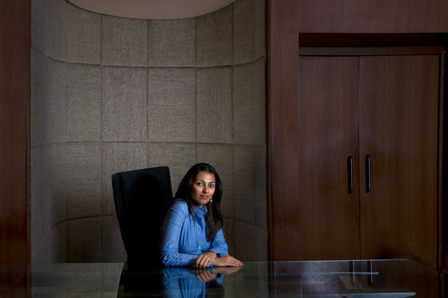Ameera Patel,  CEO - Metropolis Labs                      Fortune India Magazine