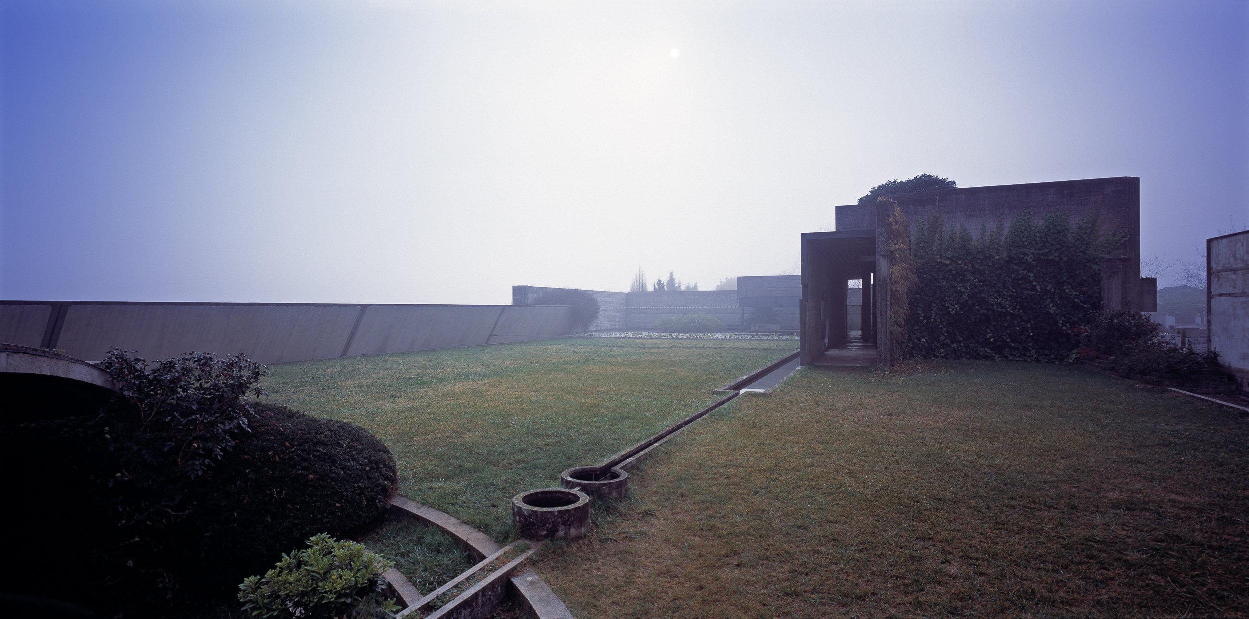 Brion Cemetery, San Vito d'Altivole, Italy