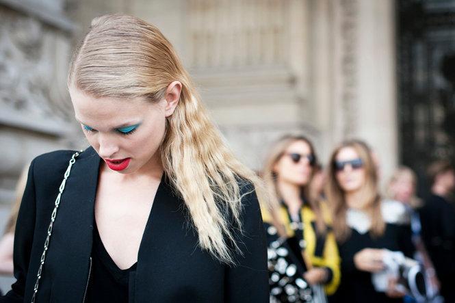 Lina Berg, Model