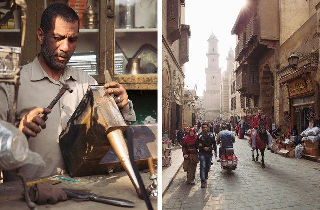 Khan Al-Khalili - Cairo