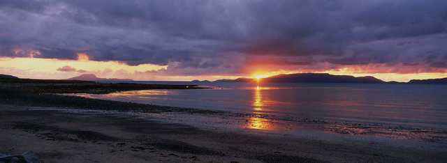 Achill Island, comté Mayo