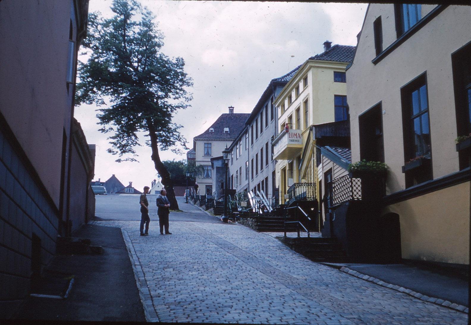 1218 (29) Een straat