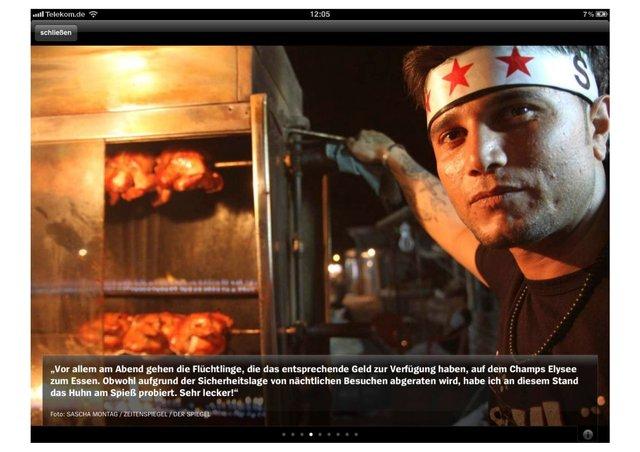 Spiegel iPad 06.2013